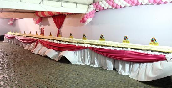 bolo de 15 metros de barrocas - 1