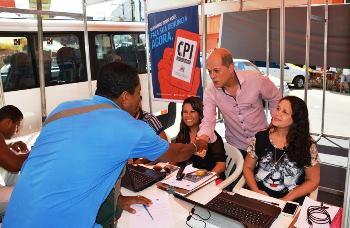 Mutirão é resultado da CPI da Telefonia, relatada por Joseildo.