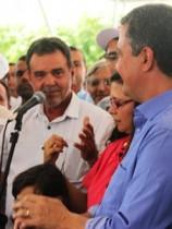 Daniel Almeida pede melhoria agora no setor hidrico
