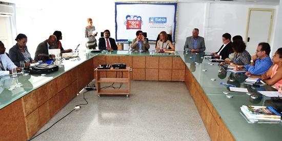 delegação da etiopia - 1