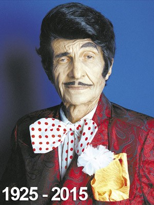 Zé Bonitinho se destacou em programas como a Praça é Nossa no SBT e Esscolinha do Professor Raimundo na Globo.