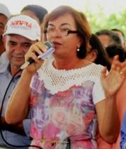 Neusa Cadore é deputada majoritária da maioria dos municípios da Bacia do Jacuípe.