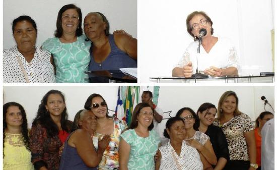 sessão especial em homenagem as mulheres em riachão 3