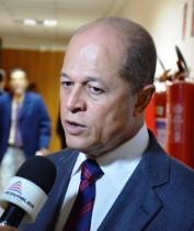 Joseildo presidente o Conselho de Constituição e Justiça - CCJ da ALBA.