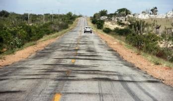 Trecho de 40 km entre Santaluz e Queimadas e a mesma distância entre Queimadas/ Cansanção estão em situação mais critica