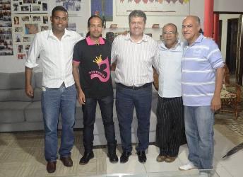 O assunto em Sapeaçu foi a sucessão municipal 2016.