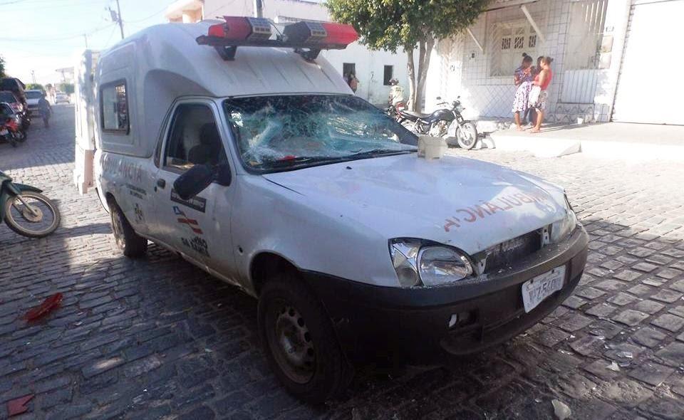 ambulancia de barrocas - 1