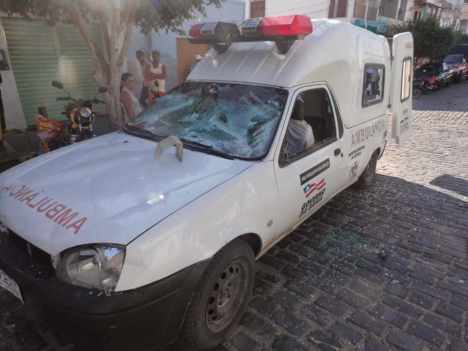 ambulancia de barrocas - des