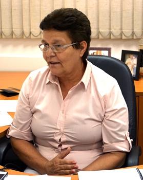Fátima tem atuado diretamente na defesa dos assentamentos da Bahia