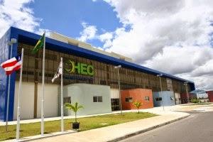 Hospital atende pacientes de grande parte da Bahia.