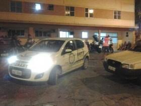 Vítima chegou ao Hospital sem sinais vitais.