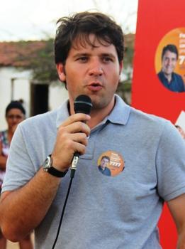 Luiz Argôlo foi condenado a 11 aos e 11 meses de prisão. Foto: arquivo Raimundo Mascarenhas