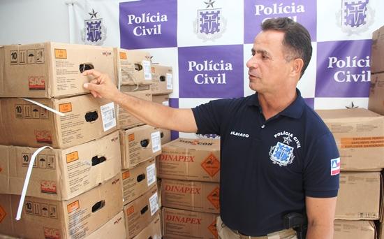 Ex-coordenador de Polícia Civil da 15º Coorpin/Serrinha, Mozart Cavalcante assume Delegacia de Valente - Calila Notícias
