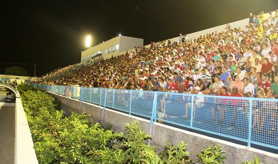 Público deve marcar presença em massa no estádio, como aconteceu contra o Paraná Clube.