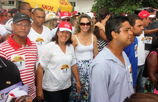 1º de maio em Riachão - 5- foto- raimundo mascarenhas