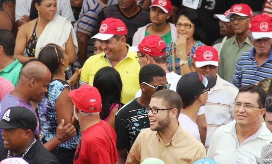 1º de maio em Riachão - 7- foto- raimundo mascarenhas