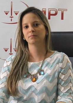 Procuradora Andréa Tannus