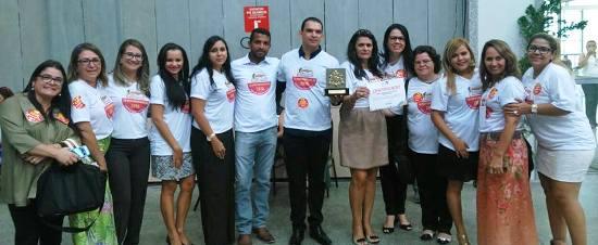 Cansanção foi o único município do Estado da Bahia a conquistar o Prêmio