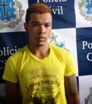 """Jerônimo  Barbosa Souza Santos era conhecido como """"Buza"""""""