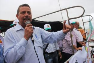 Carlos garante que a pauta entregue ao INCRA será observada com as maiores intenções em ajudar o trabalhador.