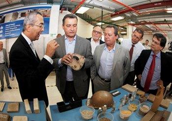 Governador Rui Costa visitia o Senai-Cimatec em Salvador Foto: Carol Garcia/GOVBA
