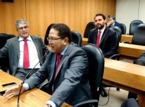 Augusto Castro está em seu primeiro mandato de deputado.