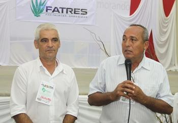 Urbano disse que a FATRES corre em seu sangue por ser um dos fundadores ha 19 anos.