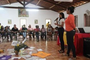 O encontro teve a presença da União Brasileira de Estudantes Secundaristas (UBES), do Coletivo O encontro teve a presença da União Brasileira de Estudantes Secundaristas (UBES), do Coletivo KIZOMBA e dos mandatos da Deputada Estadual Neusa Cadore e do Deputado Federal Afonso Florence.