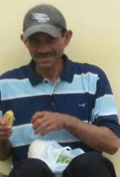 Jailson tem mulher e dois filhos em São Paulo, por isso seu desejo de chegar até lá.