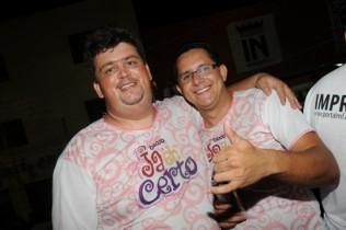 Lu e Ramires Mota aposta em mais um sucesso da festa.