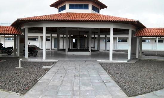 inauguração de escola da pinda - 1