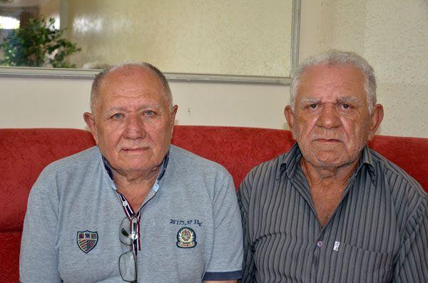 irmãos se reencontram depois de 63 anos