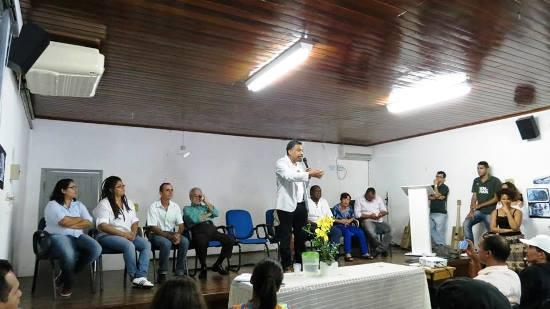 Os discursos foram embasados na importância da cultura e comunicação