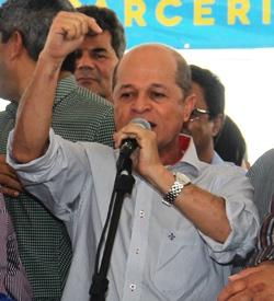 Joseildo pretende reunir uma grande militância na sua principal base eleitoral.
