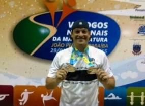 Os Jogos Nacionais da Magistratura foram promovidos pela Associação dos Magistrados Brasileiros (AMB) e reuniu juízes de todo o país.