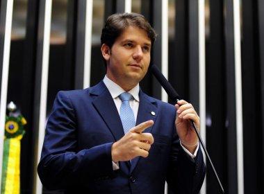 Luiz Argôlo está afastado do seu partido Solidariedade.