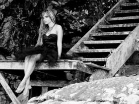 Ana Paula virou a 'Margarida do Asfalto' em fotografias profissionais