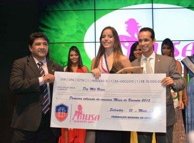 Jovem faturou R$ 10 mil depois se superar outras 11 candidatas.