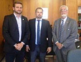 Ricardo Maia esteve também no MEC/FNDE
