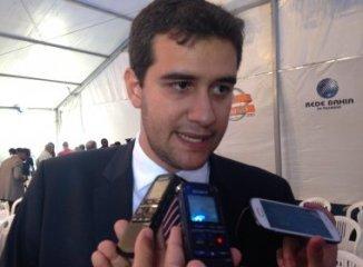 """Não temos caixa para disputar essa competição"""", afirmou Felipe Sales"""