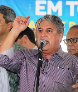 Rosemberg Pinto deu boa noticia quando falou na reabertura do galpão onde funcionava a Via Uno.