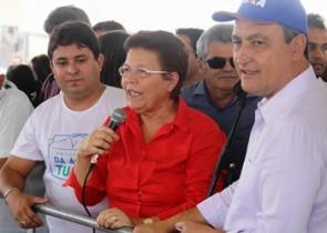 Fátima Nunes comemorou um dos maiores programas de habitação do Território do Sisal