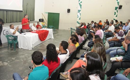 seminário do PT em Valente - 1 - foto- Raimundo Mascarenhas