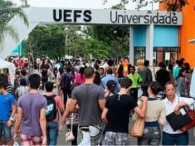 UEFS é uma das universidades na quais há greve de professores