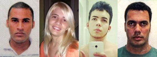 Marcelo (motorista), Jailda, Leirson, Jatanael / Reprodução Raimundo Mascarenhas - CN
