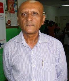 Coordenador da policlínica, José Pires Leal