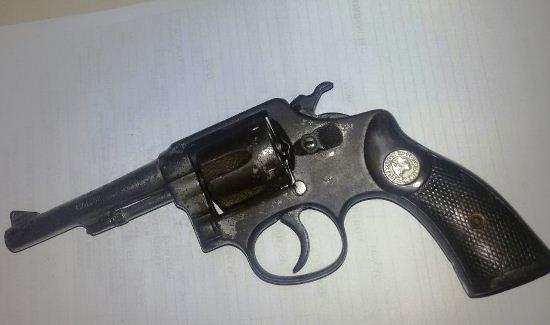 arma usada na tentativa de assalto a mercadinho da rua afonso pena