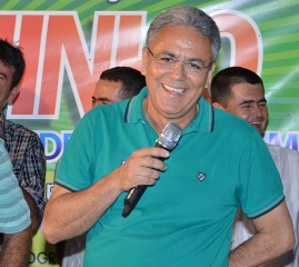 Bequinho governou o município no período de janeiro de 2009 a 31 dezembro de 2012.