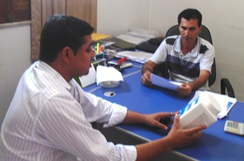 Vereador vai questionar o secretário de Saúde Agnaldo Oliveira, sobre a permissão da aplicação do produto vencido.