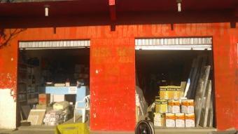 O mercadinho fica localizado no bairro Cortiço no município de Ichu.